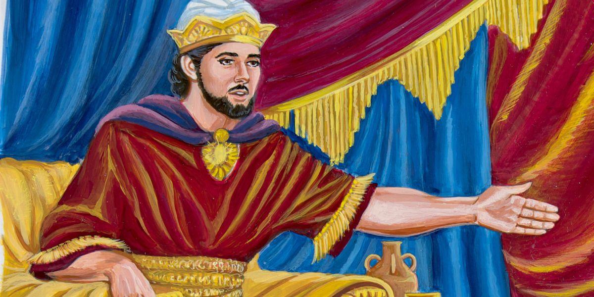 Consejos del Rey más poderoso y sabio de todos los tiempos